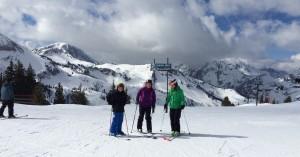 Top of Supreme lift, Alta