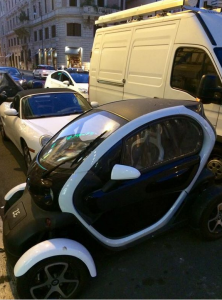 Parking, Rome-style